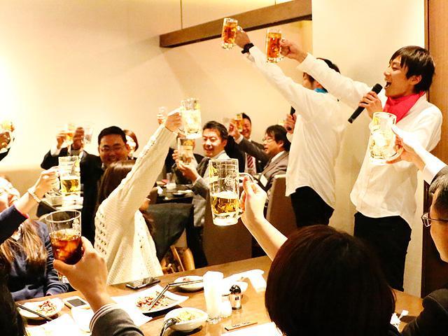 日本忘年會藝人團體表演